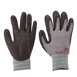 PAIR 3M SUPER GRIP GLOVES 200 M
