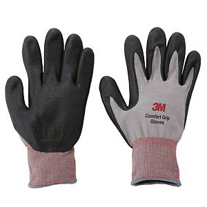 PAIR 3M COMFORT GRIP GLOVES M