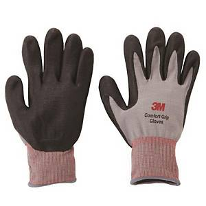 PAIR 3M COMFORT GRIP GLOVES L