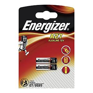 Baterie alkaliczne ENERGIZER A27, 2 sztuki