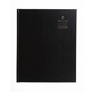 Collins Quarto Appointment Diary Assorted Colours - Week To View