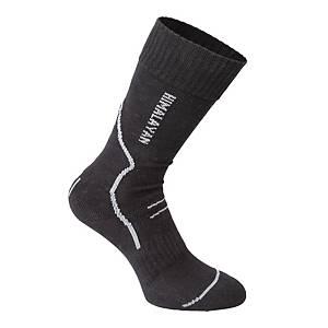 Himalayan H870 Flex Socks Black/Grey One Size Fits All
