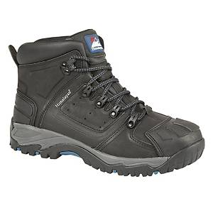 Himalayan 5206 Safety Shoes Black Size 9