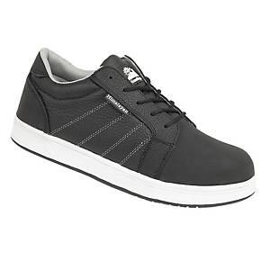 Himalayan 5125 Iconic Skater Safety Shoe Black Size 12