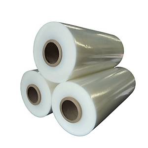 PARCEL WRAPPING FILM 20 MICRON X 2INCH SIZE 50CMX300M