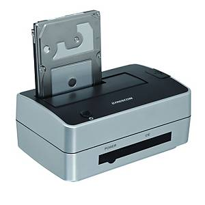 Docking station Freecom til harddrive 2,5 +3,5