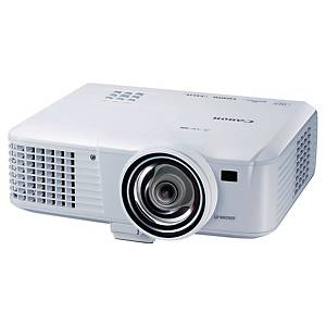 Canon přenosný projektor LV-WX310ST, port RJ-45 a port HDMI™ kompatibilní s MHL