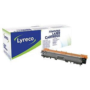 Lyreco laser cart. compatibele Brother TN241 zwart [2.500 pagina s]