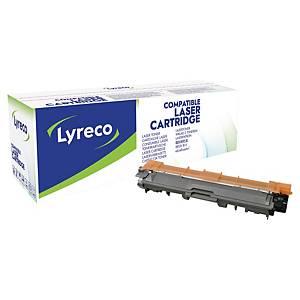 Lasertoner Lyreco Brother TN-241BK kompatibel, 2 500 sidor, svart