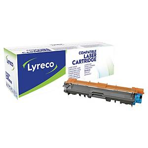 Toner laser Lyreco compatível com Brother TN245C - ciano