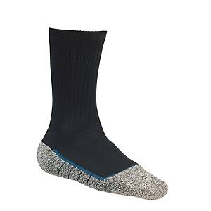 Socken Bata Cool MS2, Größe: 43-46, schwarz/anthrazit, 1 Paar