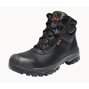 Emma Billy hoge veiligheidssschoenen, type S3, zwart, maat 45, per paar
