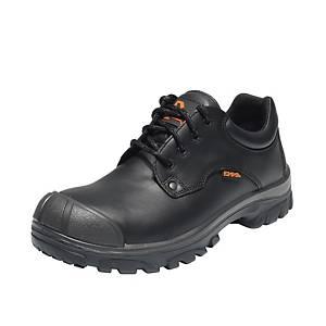 Emma Bas lage veiligheidssschoenen, type S3, zwart, maat 48, per paar