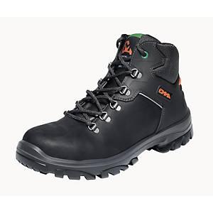 Emma Amazone S3 PU/PU high shoes black - Size D 41