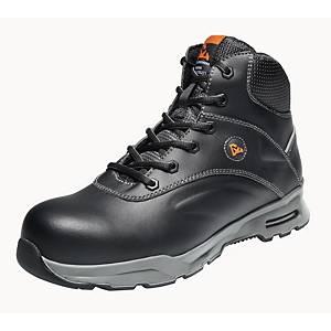 Emma Melvin hoge veiligheidsschoenen, type S3, zwart, maat 43, per paar