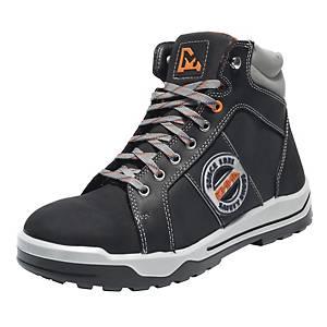 Chaussures de sécurité montantes Emma Clyde, S3, noires, pointure 45, la paire