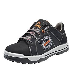 Emma Clay S3 nitrile low shoes black - Size D 44