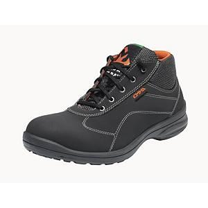 Chaussures de sécurité femmes Emma Anouk, S3, noires, pointure 38, la paire