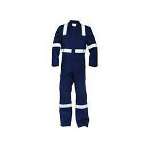 HAVEP 2033 MQ COVERALL FR/AS NAVY 54