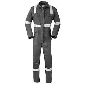 HAVEP 2033 MQ COVERALL FR/AS BLACK 50