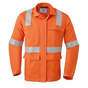 HAVEP 3256 MQ JACKET FR/AS ORANGE 46