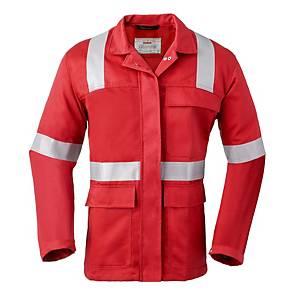 Veste de travail Havep 5Safety 3256, rouge, taille 52, la pièce