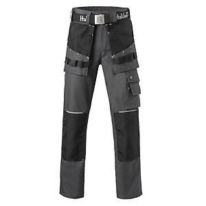 Havep Worker.Pro 8730 werkbroek, grijs/zwart, maat 46, per stuk