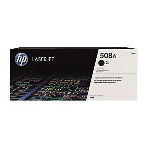 HP CF360A LaserJet Toner Cartridge (508A) - Black