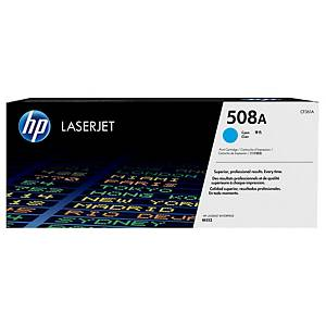 HP 508A CF361A laservärikasetti syaani