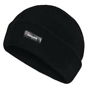 Regatta TRC320 Beanie Hat Acrylic Black