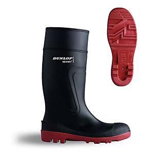Dunlop A252931 Acifort Boots  Black Size 12