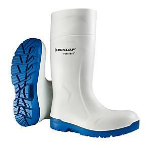 Stivali di protezione Dunlop Foodpro Purofort S4 SRC tg 39