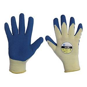 Rękawice powleczone lateksem SUNGBOO 11N-L08, rozmiar 9, 12 par