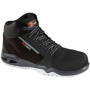Chaussures de sécurité MTS Vickers Flex, type S3, noires, pointure 43, la paire