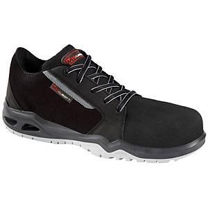 Chaussures de sécurité basses MTS Curtis Flex, S3, noires, pointure 43, la paire