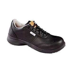 MTS Slim flex veiligheidsschoenen dames, type S3, zwart, maat 40, per paar