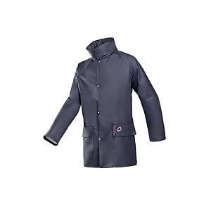 Sioen 4820 veste de pluie Dortmund bleu marine - taille M