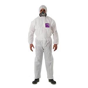 Combinaison de protection Microgard 1500, taille 3XL, blanc, par pièce