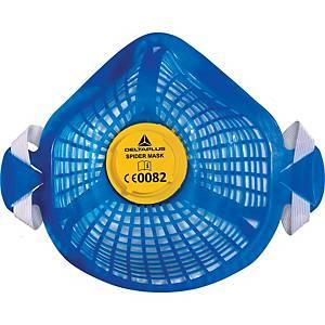 Deltaplus M1200SM Spider Mask FFP2 Blue