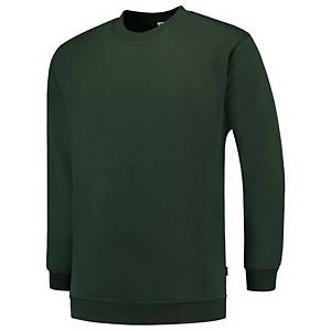 TRICORP S280 SWEATER BOTTLE GREEN XS