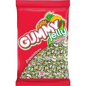 Saco de gomas Dulciora Gummy Jelly - 2 kg - sortido