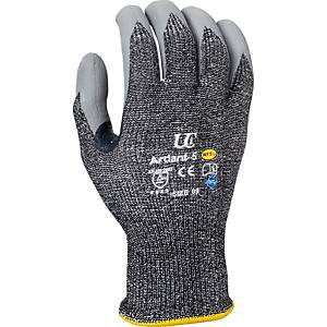 Ultimate Ardant 5 Gloves Grey Size 9 (Pair)