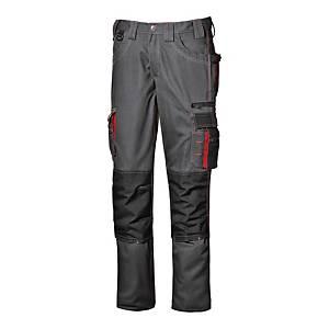 Spodnie SIR SAFETY SYSTEM Harrison, szare, rozmiar 50