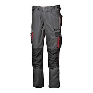 Spodnie SIR SAFETY SYSTEM Harrison, szare, rozmiar 52