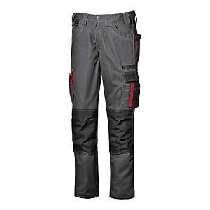Spodnie SIR SAFETY SYSTEM Harrison, szare, rozmiar 56