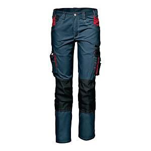 Spodnie SIR SAFETY SYSTEM Harrison, niebieskie, rozmiar 54