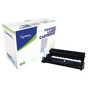 Lyreco  compatibele drumkit voor Brother DR-2200, zwart