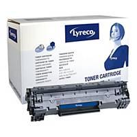 Lyreco HP 83A CF283A laservärikasetti musta
