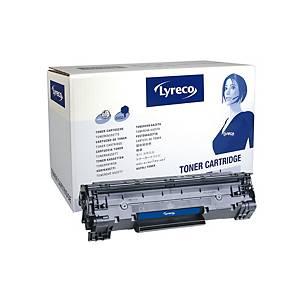 Lyreco Compatible 83A Laser Toner HP CF283A Black