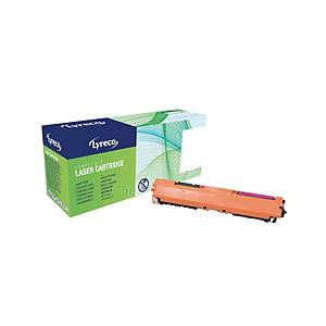 Lyreco HP CF353A Compatible Laser Cartridge - Magenta
